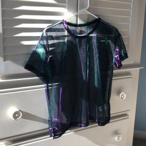 UO Holographic Top